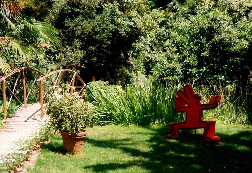 Bild Botanischer Garten Zu Botanischer Garten André Heller In