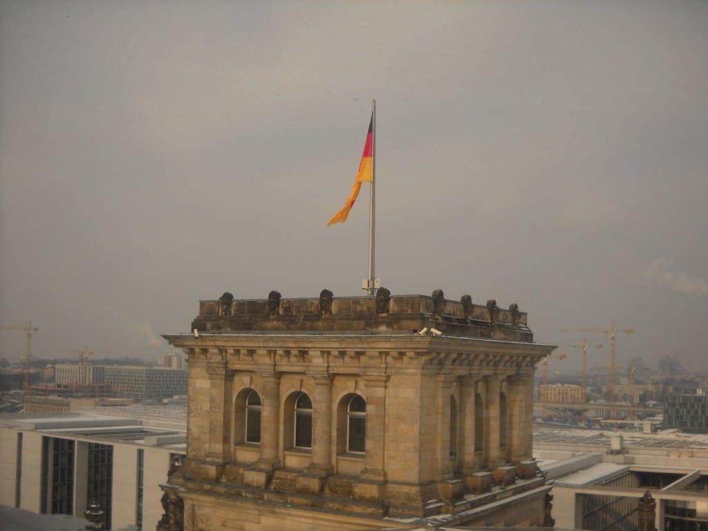 Reichstag Besichtigung
