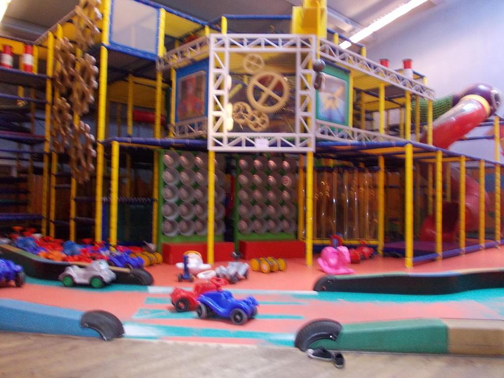 Indoorspielplatz Pfalz