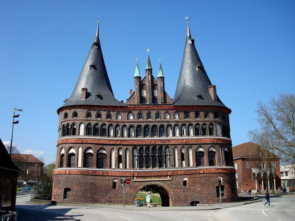Holstentor in Lübeck Bilder Burg/Palast/Schloss/Ruine Holstentor