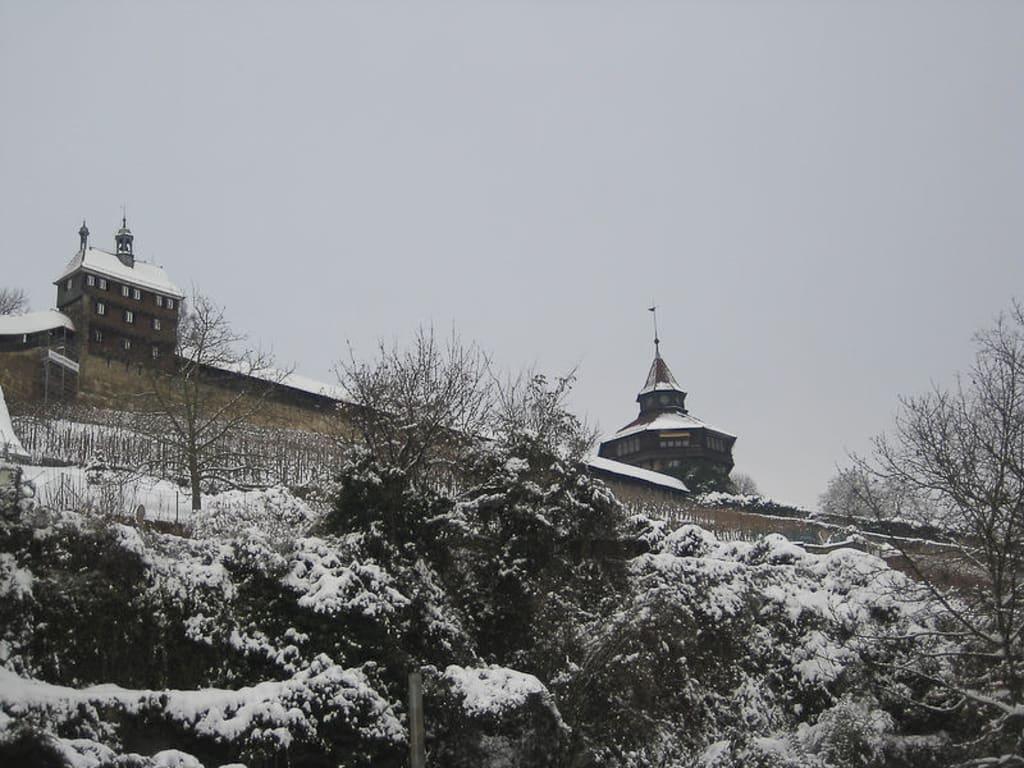 Bild Burg Zu Esslingen Am Neckar In Esslingen Am Neckar