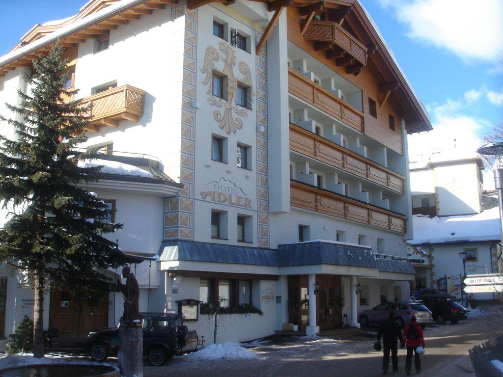 Bewertung Hotel Adler Serfaus