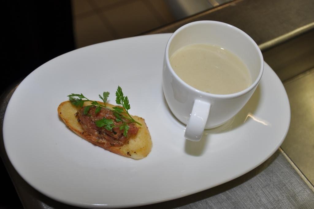 Michl Steiner´s Küche Bilder Restaurant & Büffet Hotel Royal