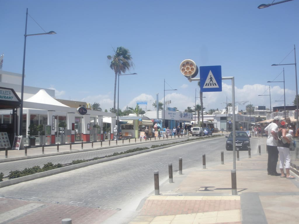 Ayia Napa Stadt