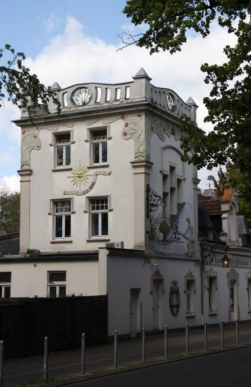 """bild """"altes fischerhaus in urdenbach"""" zu restaurant altes, Attraktive mobel"""