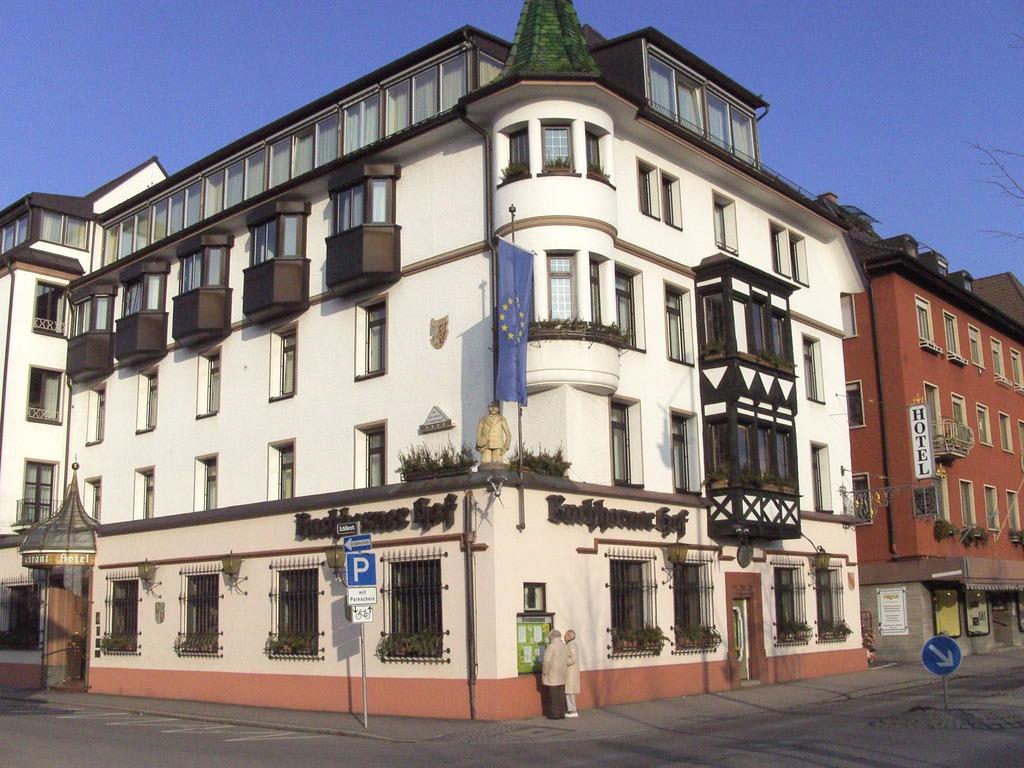 Buchhorner Hof Hotel Friedrichshafen