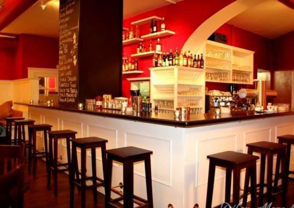 Bar Theke bild bar theke zu dilan meze bar in münchen