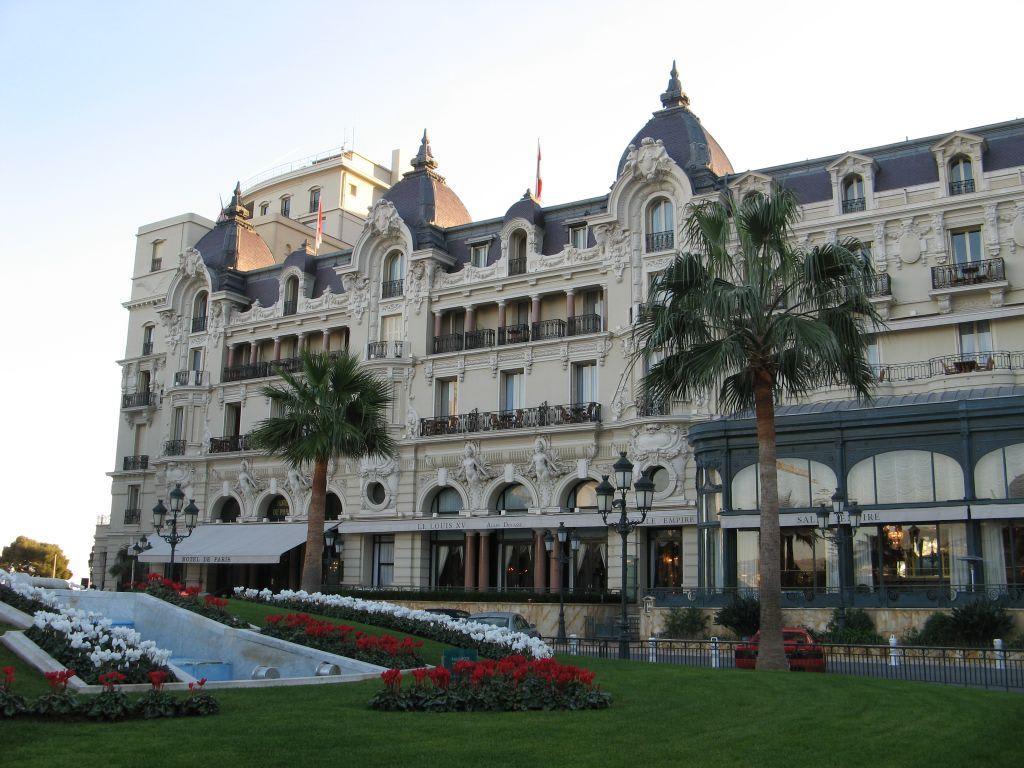 Bild Hotel De Paris In Monte Carlo Zu Hotel De Paris In