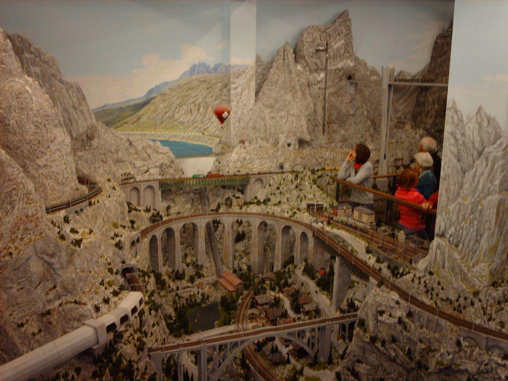 Die Schweiz Bilder Sonstige Sehenswürdigkeit Miniatur Wunderland Hamburg