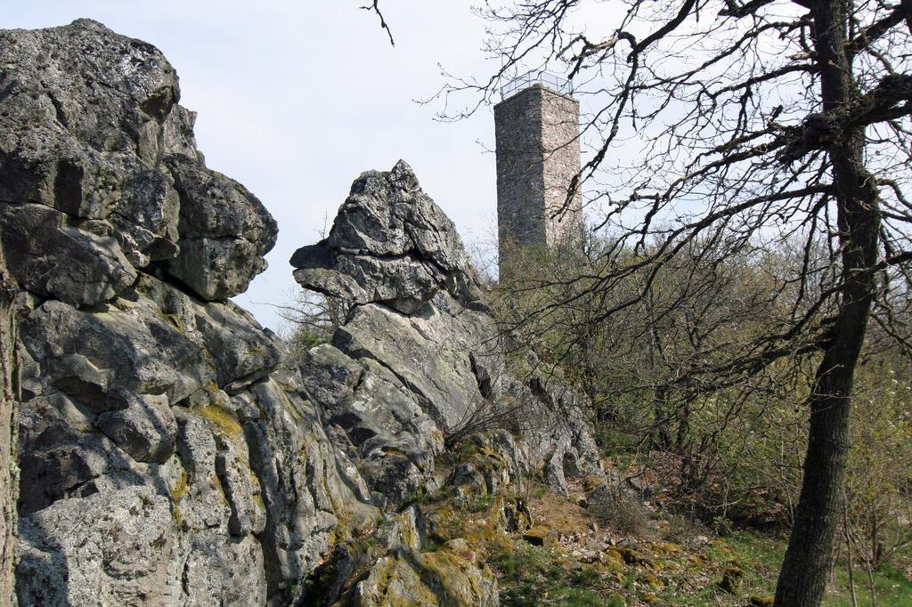 Burgruine Koppenstein Bilder Burg/Palast/Schloss/Ruine Gemünden