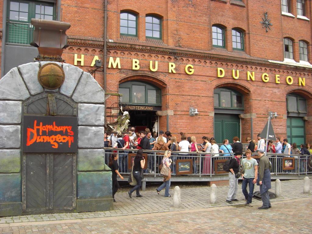 bild hamburg dungeon zu hamburg dungeon in hamburg. Black Bedroom Furniture Sets. Home Design Ideas