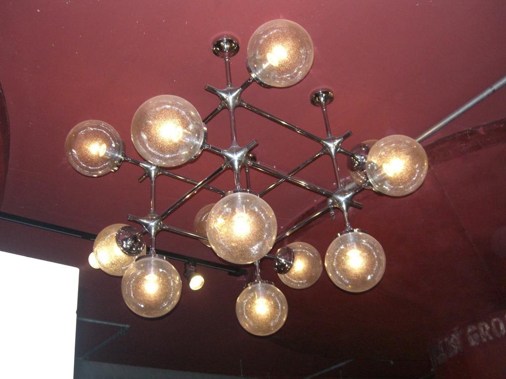 Original Wohnzimmerlampe Zu DDR Zeiten