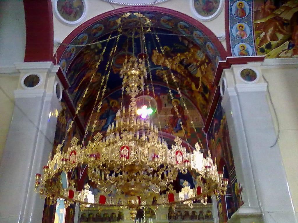 Religious sites (churches, temples, etc.)
