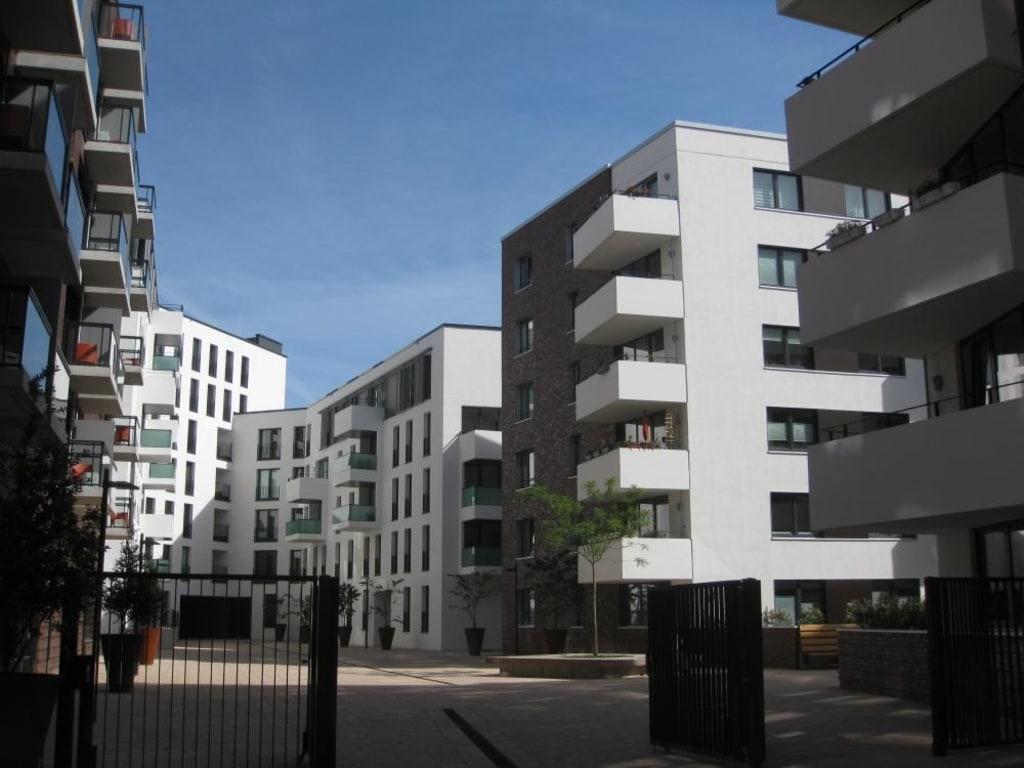 Bild nahe umgebung vom hotel zu adina apartment hotel for Appart hotel hambourg