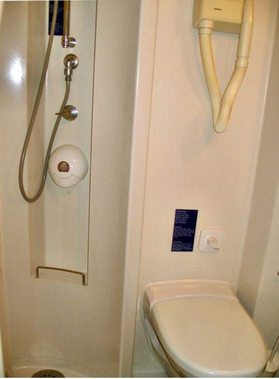 bild bad mit dusche und wc zu costa victoria in. Black Bedroom Furniture Sets. Home Design Ideas