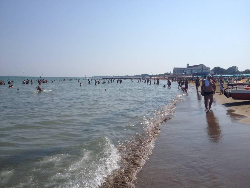Bild Strand Lignano Pineta Zu Strand Lignano In Lignano