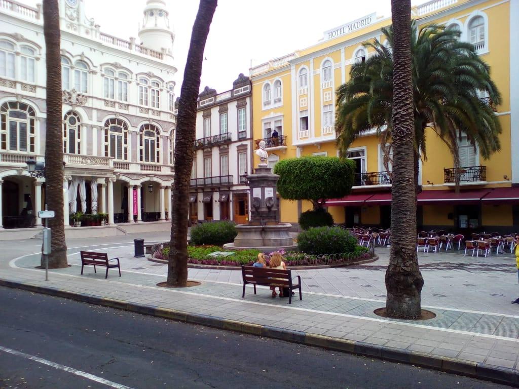 Bild Sehenswürdigkeiten In Las Palmas Zu Kulturzentrum Gabinete