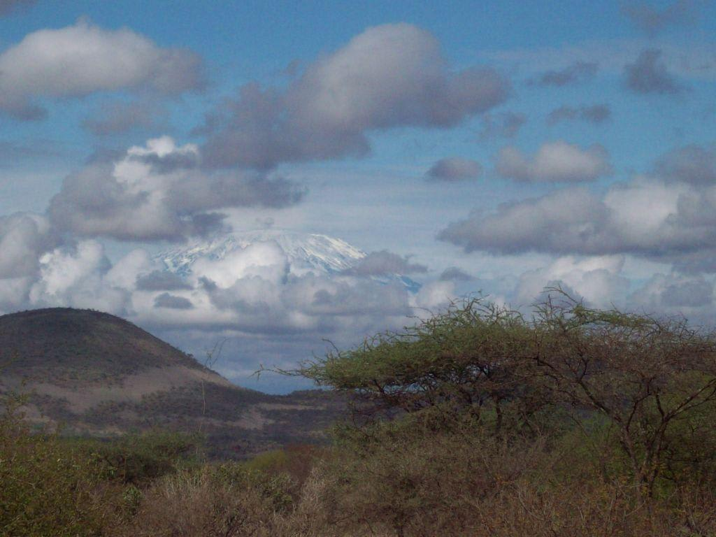 Kilimandscharo Bilder Sonstiges Landschaftmotiv Tsavo West Nationalpark