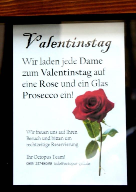 Valentinstag angebote munchen