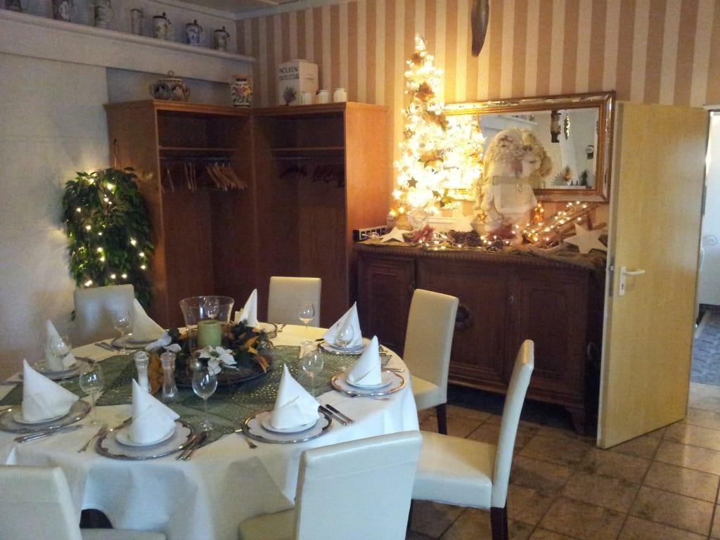 Bild dezember 2012 mit weihnachtsdeko zu landhaus - Weihnachtsdeko landhaus ...