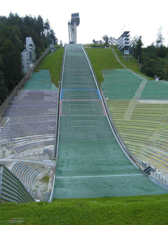 Innsbruck Sprungschanze