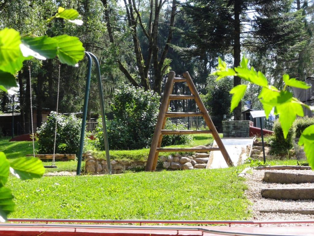Spielplatz Für Garten bild spielplatz zu bachtelweiher garten in kempten