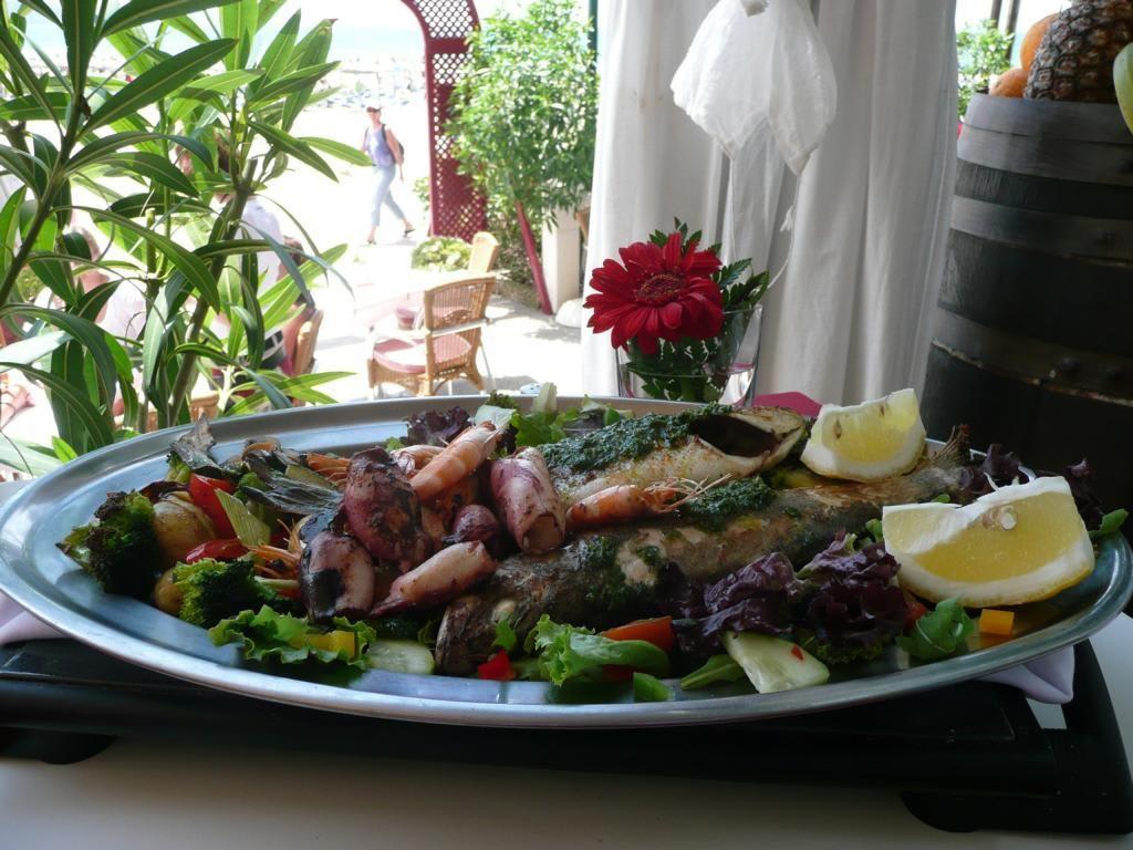 Bild Geburtstagsessen Im La Vida Zu Restaurant La Vida In Peguera