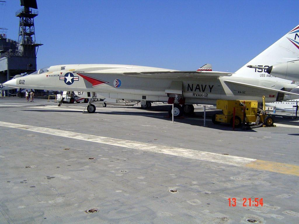 USS Midway Bilder Museum Flugzeugträger USS Midway