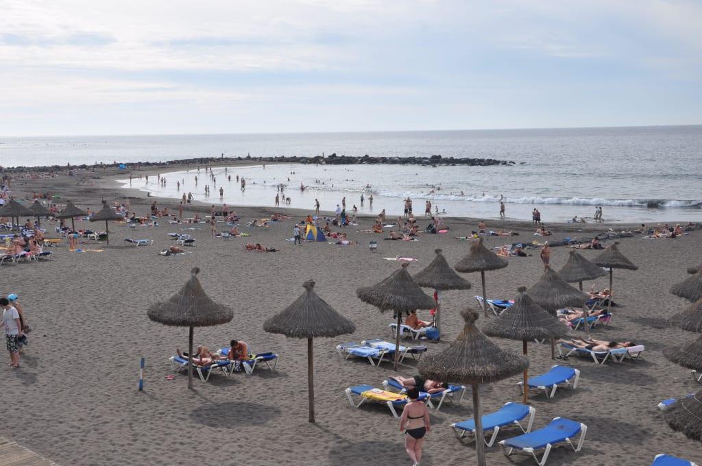 strand playa de las americas