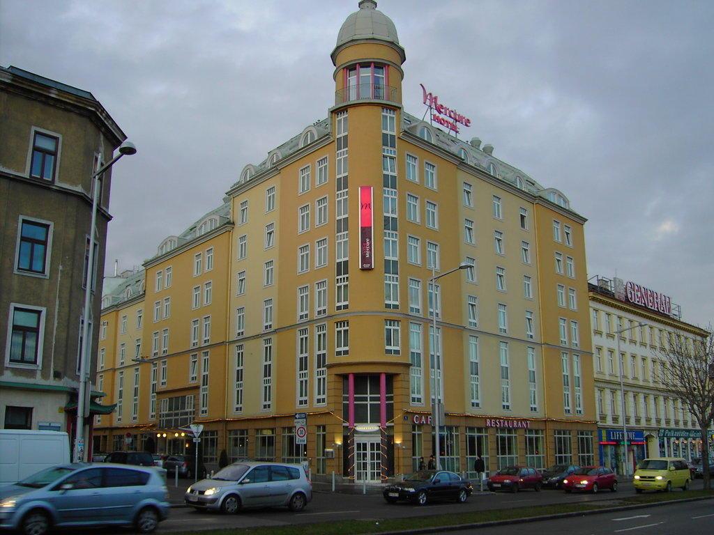 Wien Hotel Mercure Westbahnhof