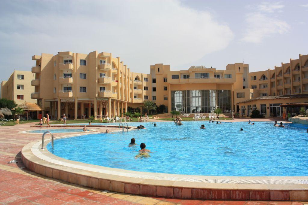 Tunisia Hotels in Skanes Hotel Skanes Serail ab