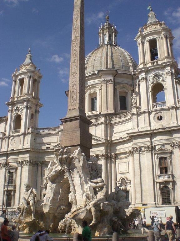 Bild  U0026quot Piazza Navona U0026quot  Zu Piazza Navona In Rom