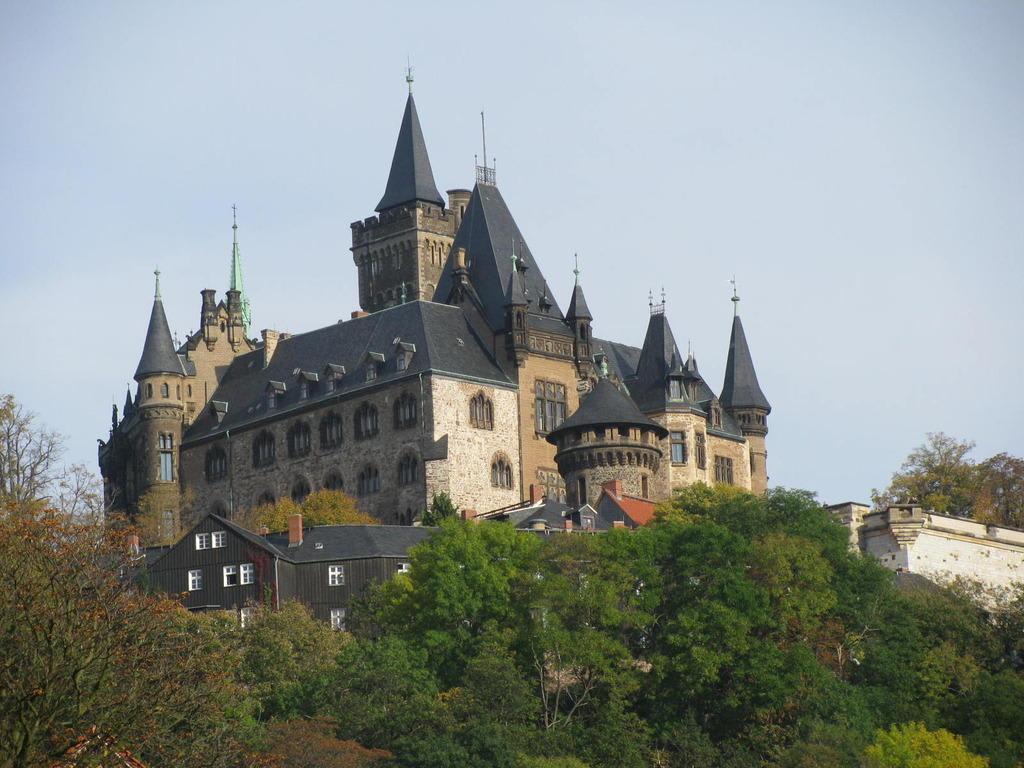 Www Hotels In Wernigerode De