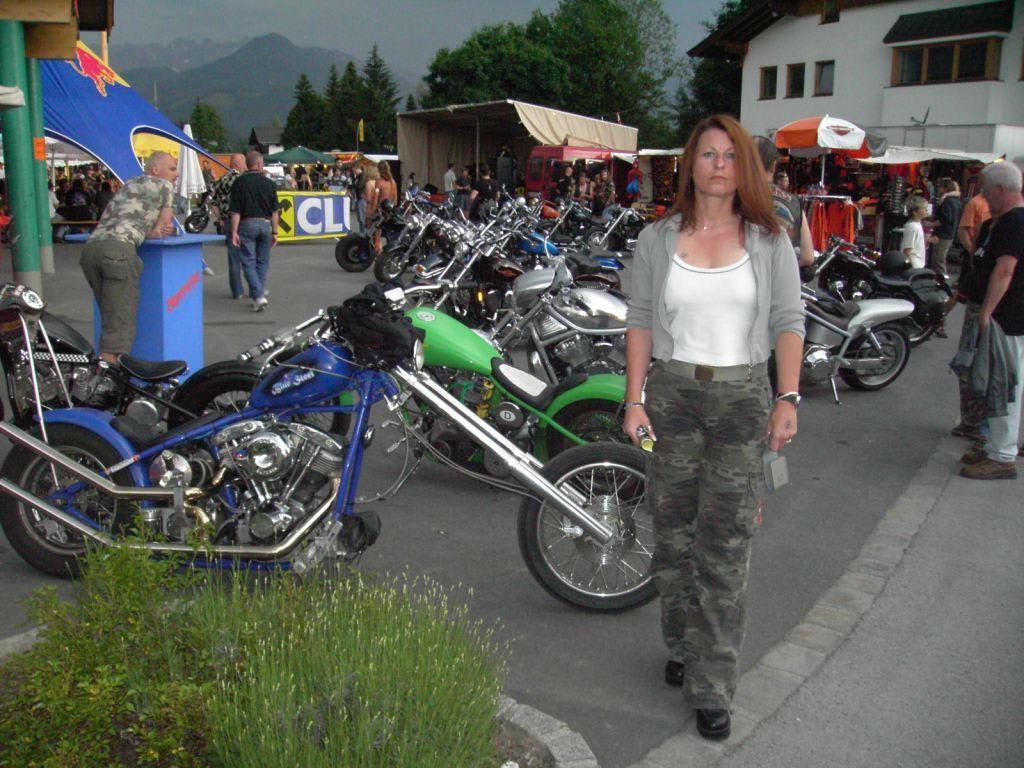 Bildergalerien - Harley Davidson Biker Kaiserwinkl - Zentrum