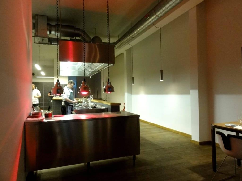 Cool Offene Küche Beste Wahl Die Küche Des Restaurants