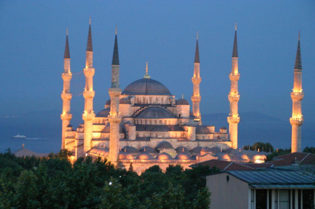 Islamische Kirche