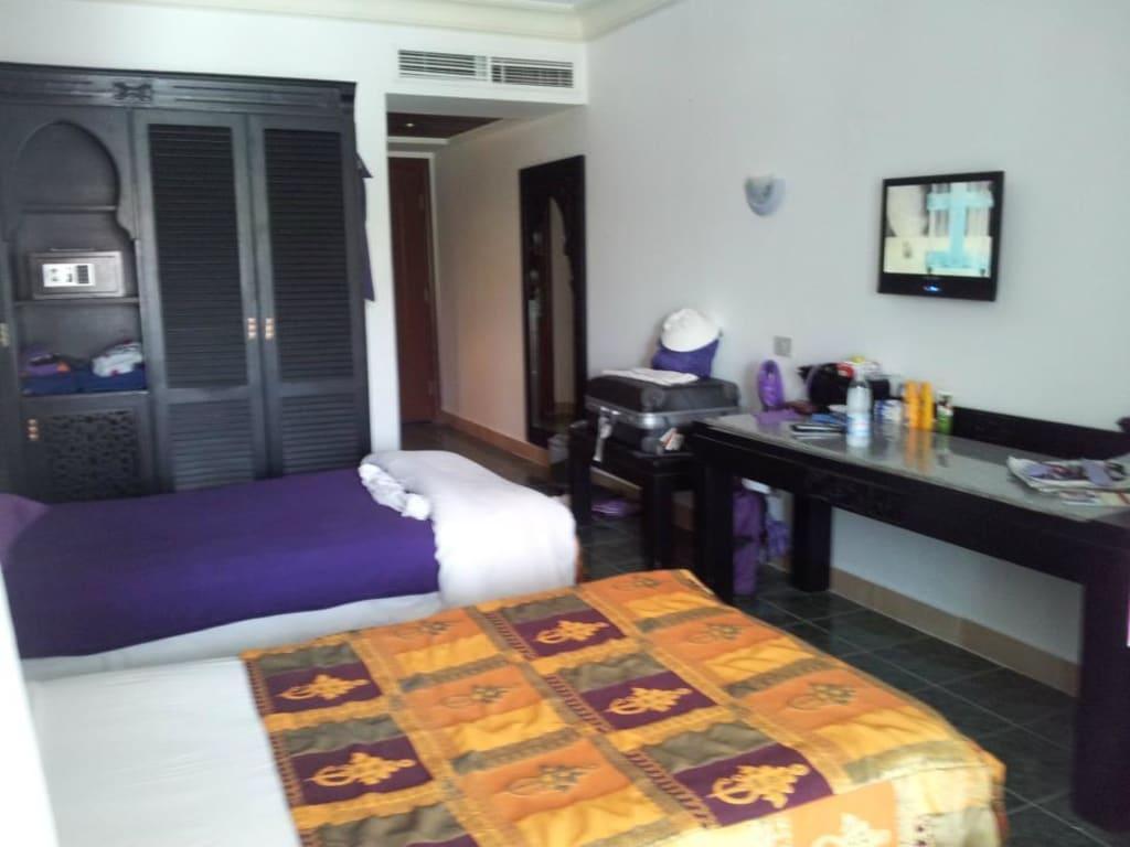 Bild mein schlafzimmer zu hotel fantasia 1001 nacht alf leila wa leila in hurghada - Mein schlafzimmer ...