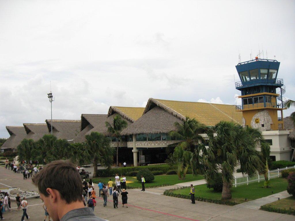Punta Cana Flughafen Ankunft