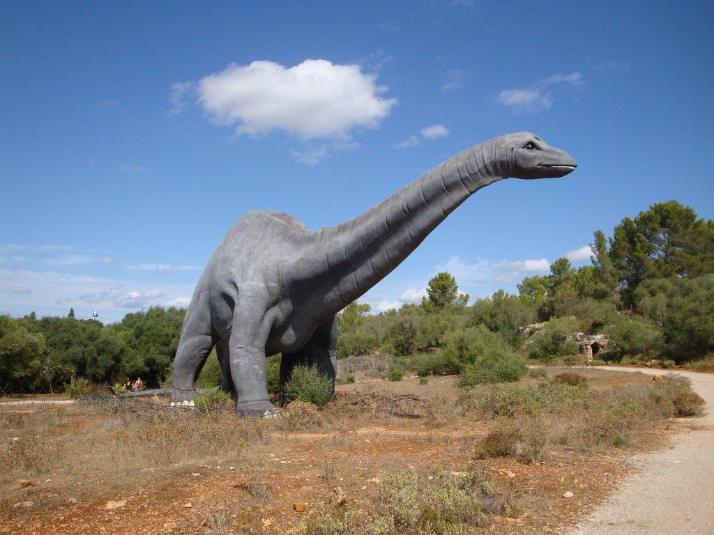 Der Größte Dinosaurier
