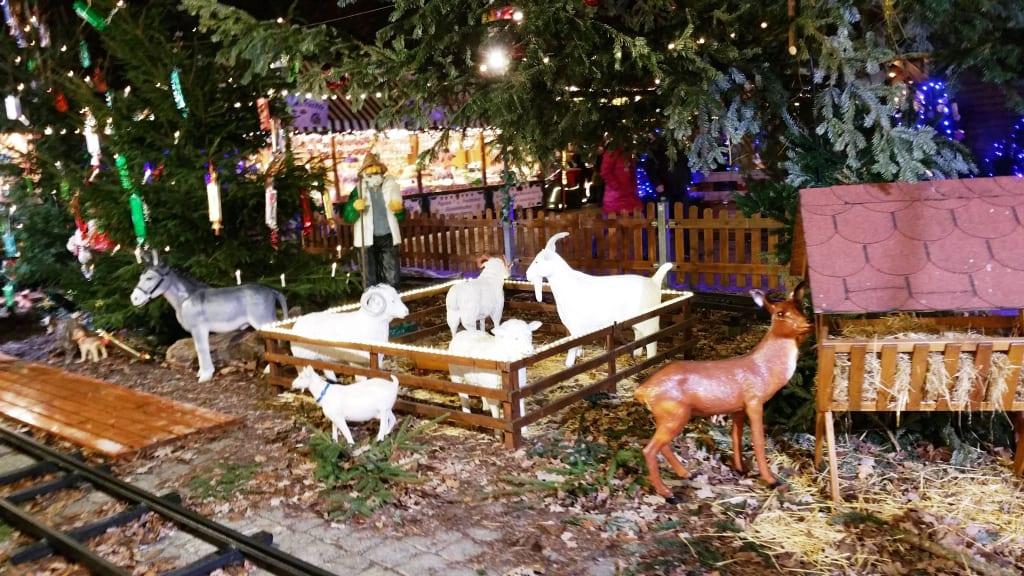 Weihnachtsmarkt Fürth.Bild Plastikzoo Zu Weihnachtsmarkt Fürth In Fürth