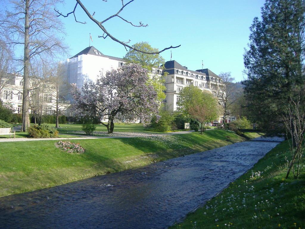 Brenners Park Hotel Bilder Außenansicht Brenners Park-Hotel & Spa