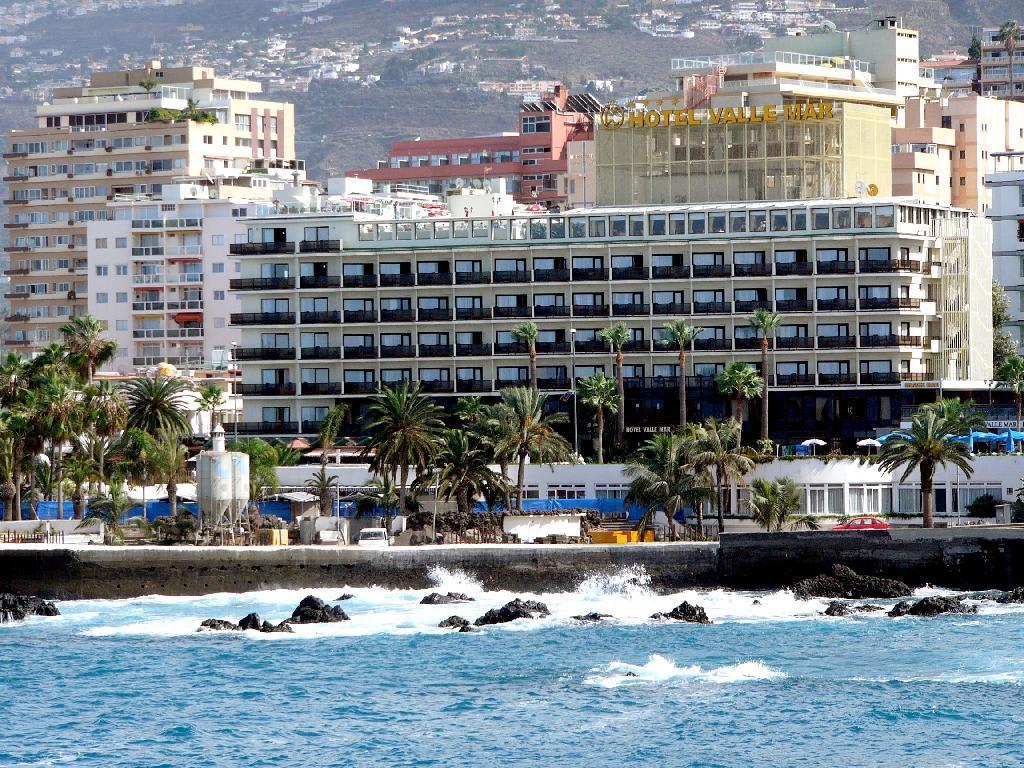 Bild hotel valle mar zu hotel vallemar in puerto de la cruz - Hotel vallemar puerto de la cruz ...