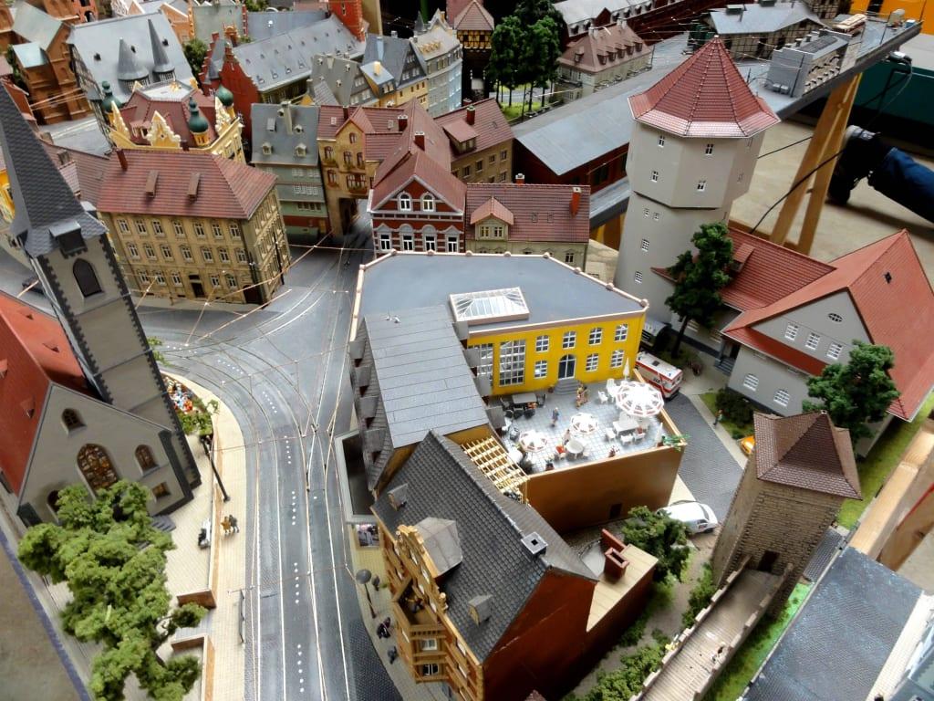 Bild Eindrücke Von Der Modellbahn Anlage Im Museum Zu