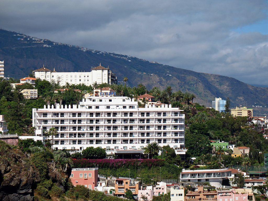 Bild el tope zu hotel el tope in puerto de la cruz - Hotel el tope puerto de la cruz ...