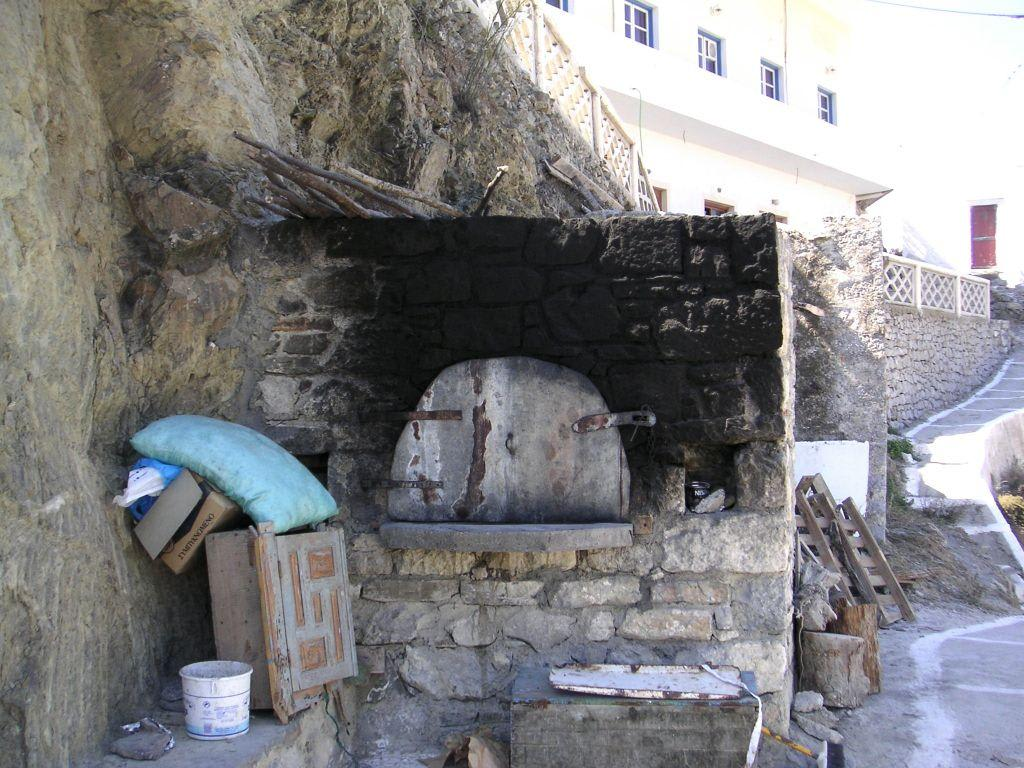 Brotbackofen in Olympos Bilder Sonstige Sehenswürdigkeit Olympos