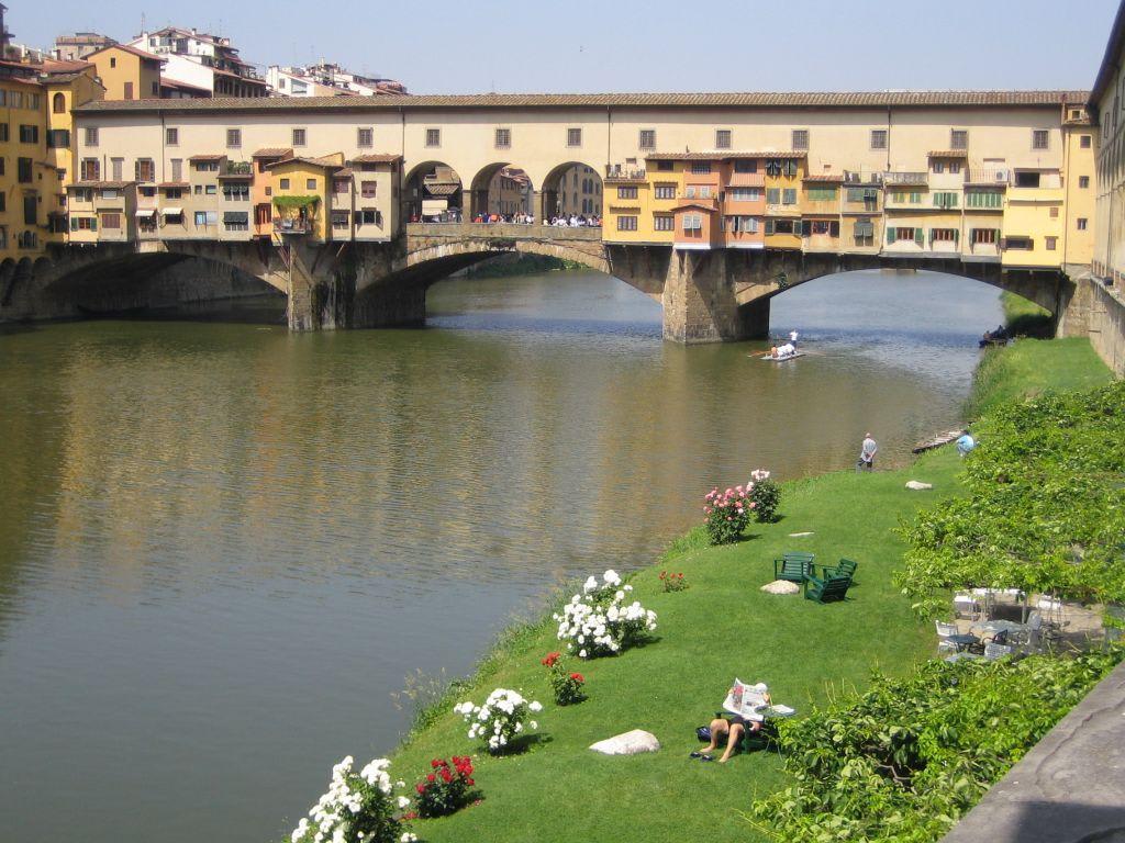 Florenz Brücke