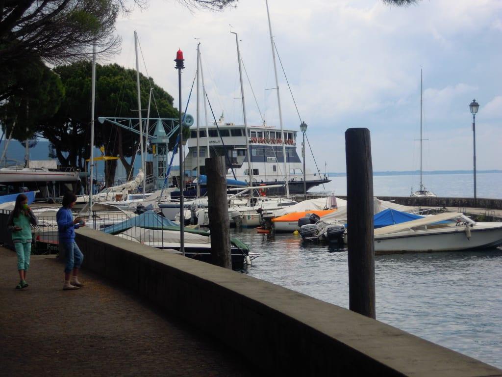 fähren gardasee häfen