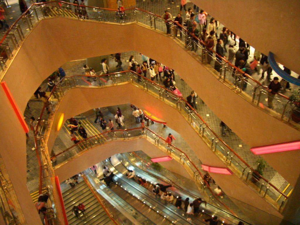 """Bild """"Taschen Traum"""" zu Shopping Center Damlatas in Alanya"""