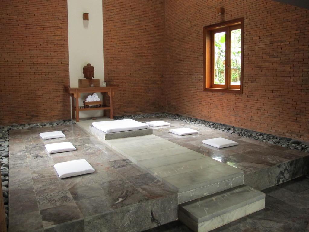bild meditationsraum zu hotel the pilgrimage village in hue. Black Bedroom Furniture Sets. Home Design Ideas