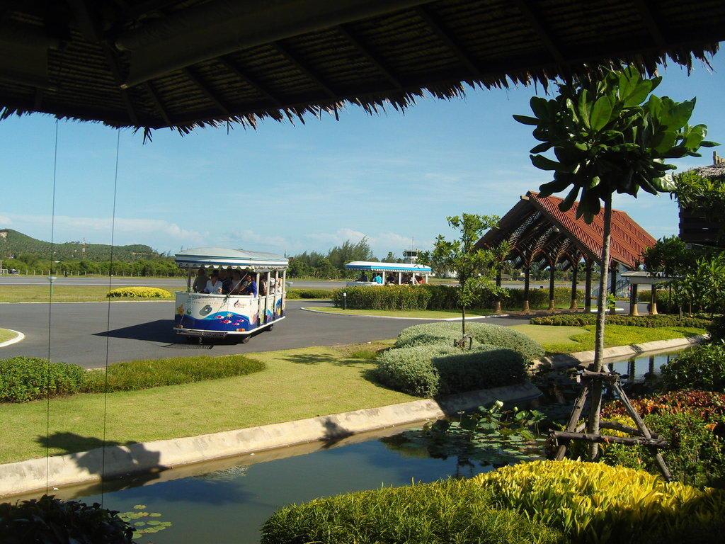 Aeroporto Koh Samui : Bild quot ankunft samui airport zu flughafen koh usm